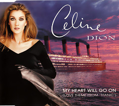 My Heart Will Go On (UK CD-MAXI) - Celine Dion