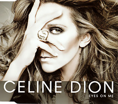Eyes On Me (UK Promo CDS) - Celine Dion
