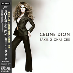 Taking Chances (Japan CD PROMO) - Celine Dion