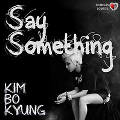 Winter Story - Kim Bo Kyung