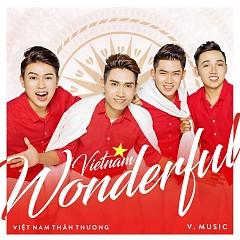 Album Việt Nam Thân Thương - V.Music New