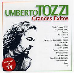 Grandes Exitos (CD1) - Umberto Tozzi