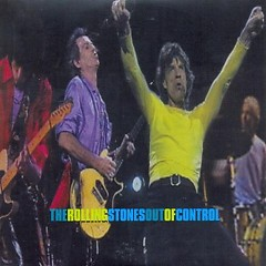 Album Out Of Control - The Rolling Stones