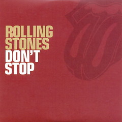 Album Don't Stop - The Rolling Stones