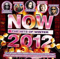 Now The Hits Of Winter 2012 - Various Artists
