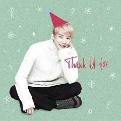 Thank U For - Xiah Junsu