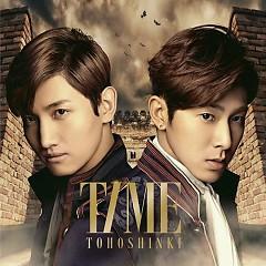 Time (Japanese) - DBSK