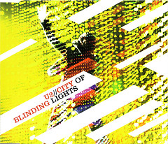 City of Blinding Lights (CD Single UK Version 1) - U2