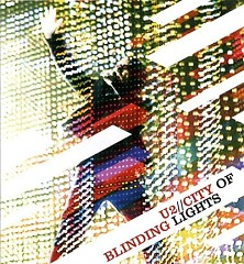 City of Blinding Lights (3'' CD Single - European) - U2