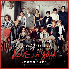 Starship Planet 2014 - K.will ft. SISTAR ft. Boyfriend