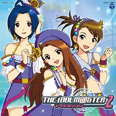 Album THE IDOLM@STER 2 Smoky Thrill - THE iDOLM@STER