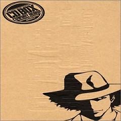 Album CD-BOX SET Original Soundtrack Limited Edition CD5 - Cowboy Bebop