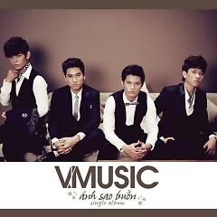 Album Ánh Sao Buồn - V.Music