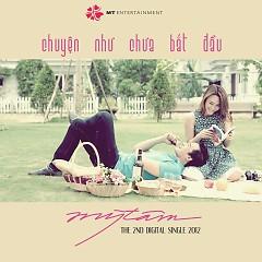 Chuyện Như Chưa Bắt Đầu (Single) - Mỹ Tâm