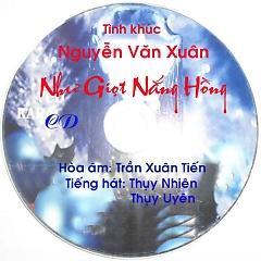 Album NHƯ GIỌT NẮNG HỒNG (Nguyễn Văn Xuân) -