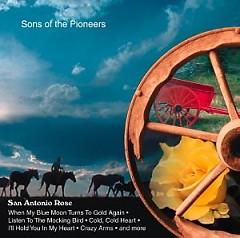 Album San Antonio Rose - Sons Of The Pioneers
