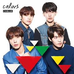 Colors (Japanese) - CNBlue
