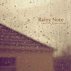 Rainy Note - Piano Diary