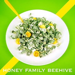 Honey Family Beehive Project Vol.3 - Various Artists
