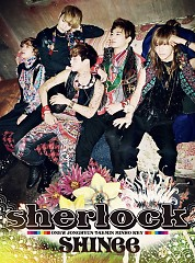 Sherlock (Japanese Version) - SHINee
