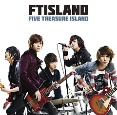 Five Treasure Island (Japanese) - FT Island