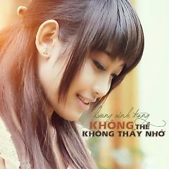 Không Thể Không Thấy Nhớ - Lương Minh Trang