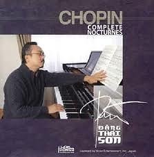 Chopin Complete Nocturnes CD2 - Đặng Thái Sơn