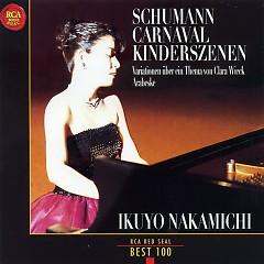 Schumann Carnaval Kinderszenen No 1 - Ikuyo Nakamichi