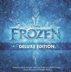 Frozen OST (CD4) - Various Artists