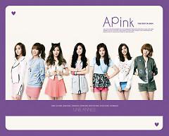 Lời bài hát được thể hiện bởi ca sĩ Apink