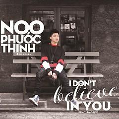 Album  - Noo Phước Thịnh, Basick