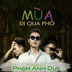 Mùa Đi Qua Phố (Single) - Phạm Anh Duy