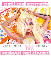 Pink Friday: Roman Reloaded (Bonus CD) - Nicki Minaj