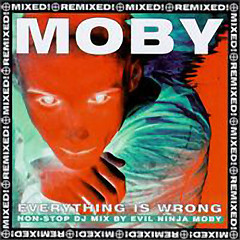 Album Everything Is Wrong (The DJ Mix Album) (CD1) - Moby