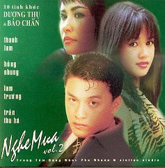 Album Nghe Mưa - Dương Thụ ft. Bảo Chấn