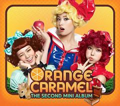 The Second Mini Album - Orange Caramel