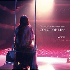 COLOR OF LIFE (CD2) - KOKIA