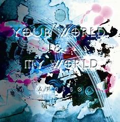 Your world & My world - APG550,Hatsune Miku