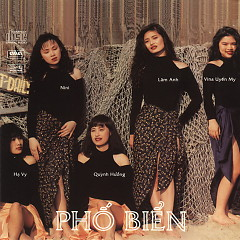 Album Phố Biển - Various Artists