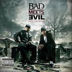 Lời bài hát được thể hiện bởi ca sĩ Bad Meets Evil ft. Bruno Mars