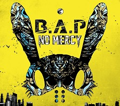 No Mercy (Japanese) - B.A.P