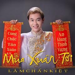 Album Mùa Xuân Tới - Lâm Chấn Kiệt