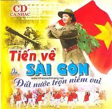 Tiến Về Sài Gòn - Đất Nước Trọn Niềm Vui - Various Artists