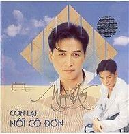 Album Còn Lại Nỗi Cô Đơn - Nguyễn Hưng