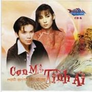 Album Cơn Mê Tình Ái - Phi Nhung,Mạnh Quỳnh
