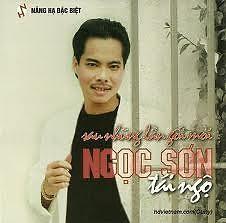Album Sau Những Lần Mỏi Gối - Ngọc Sơn