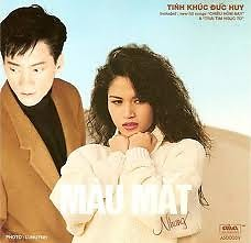 Album Tình Khúc Đức Huy - Màu Mắt Nhung - Various Artists
