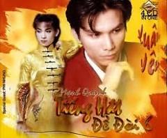 Xuân Yêu - CD1 - Mạnh Quỳnh