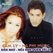 Album Đêm Nhớ - Nếu Anh Quên Tất Cả CD1 - Cẩm Ly,Nguyễn Phi Hùng