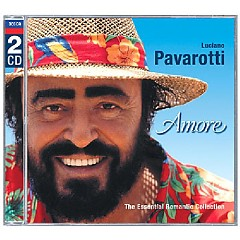 Album Amore - The Essential Romantic Collection CD1 - Luciano Pavarotti